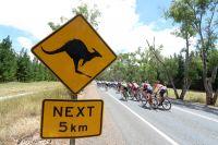 L'Australie accueille le Tour Down Under