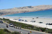 Quatre échappés sur les routes d'Australie