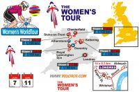 The Women's Tour 2017