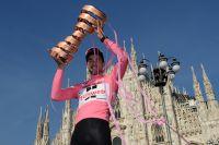 Tom Dumoulin triomphe du Giro