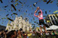 Tom Dumoulin conquiert le Giro