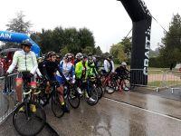 Tour de l'Ain Cyclo Départ 3ème étape