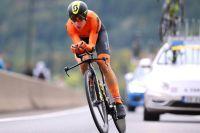 Van Vleuten fonce vers le titre mondial CLM 2017