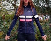 Test de la veste Rapha, intégrant la technologie Polartec