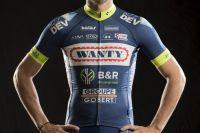 Le maillot Kalas de Wanty-Groupe Gobert