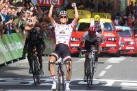 Warren Barguil remporte la 13ème étape du Tour