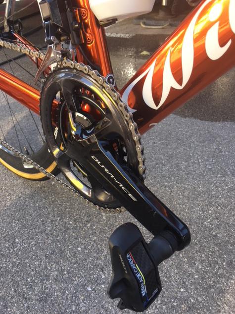 Sylvain Chavanel Bike 8