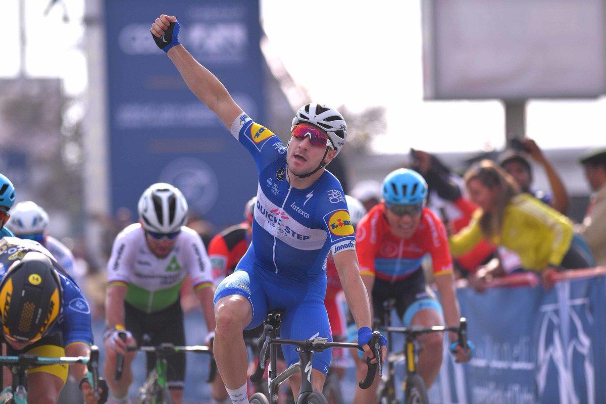 Cyclisme: commotion cérébrale et coup du lapin pour Mark Cavendish