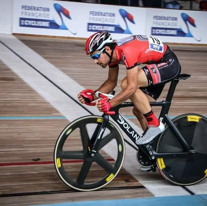 Adrien Thomas Occitane Cyclisme Formation 1