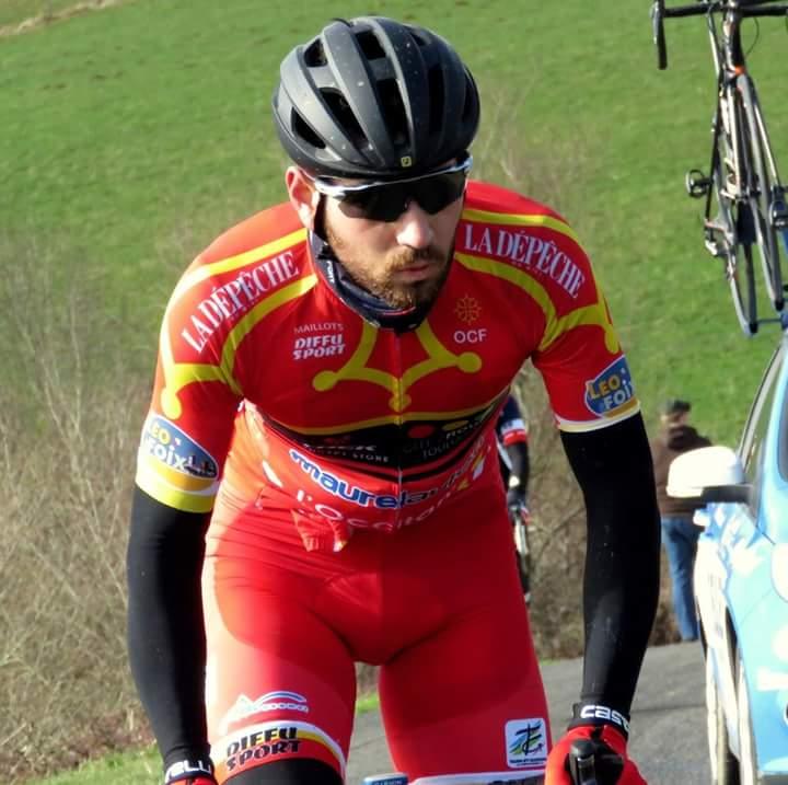 Adrien Thomas Occitane Cyclisme Formation 2