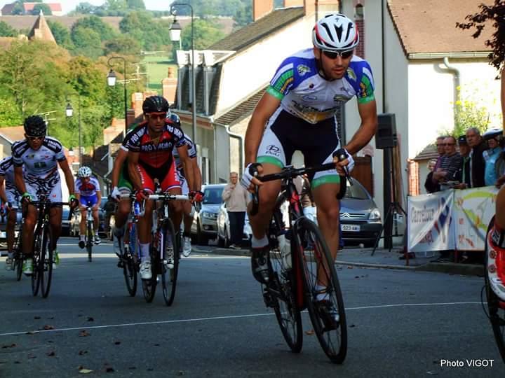 Adrien Thomas Occitane Cyclisme Formation 3