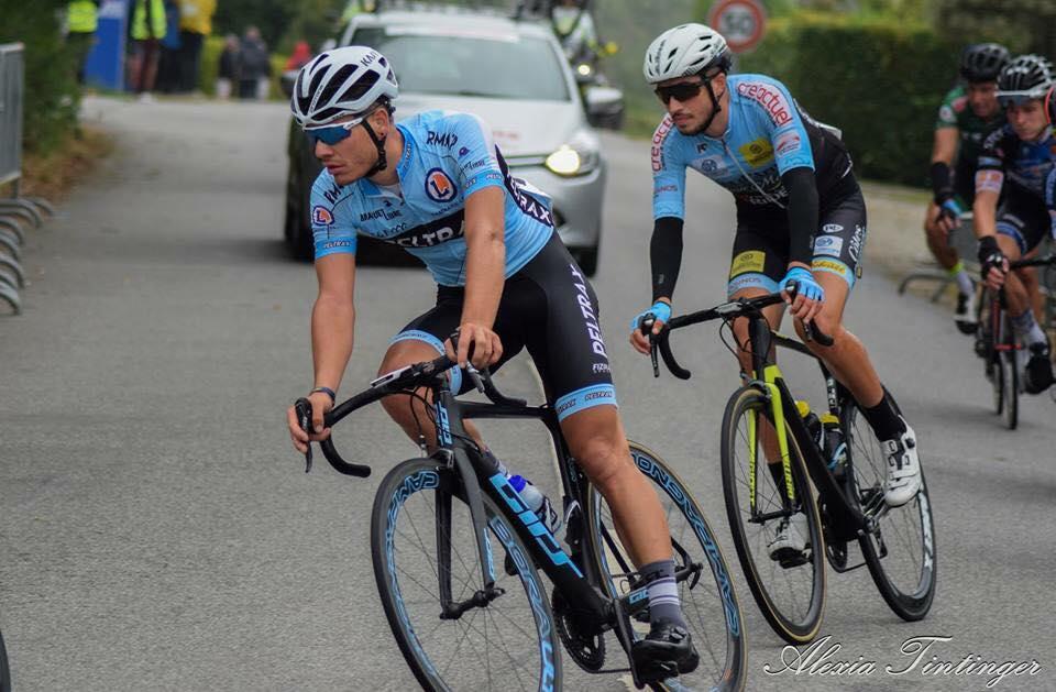 Alexandre Billon - Team Peltrax-CSD