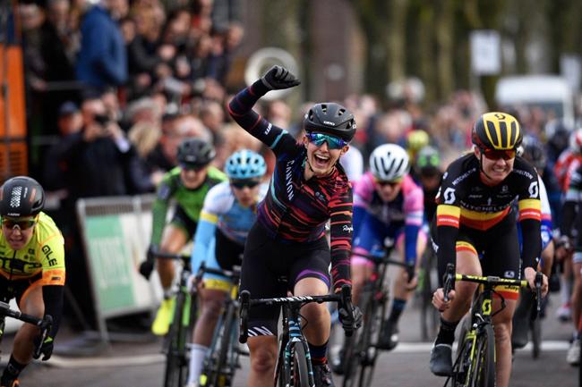 Alexis Ryan gagne le Circuit du Westerveld 2018