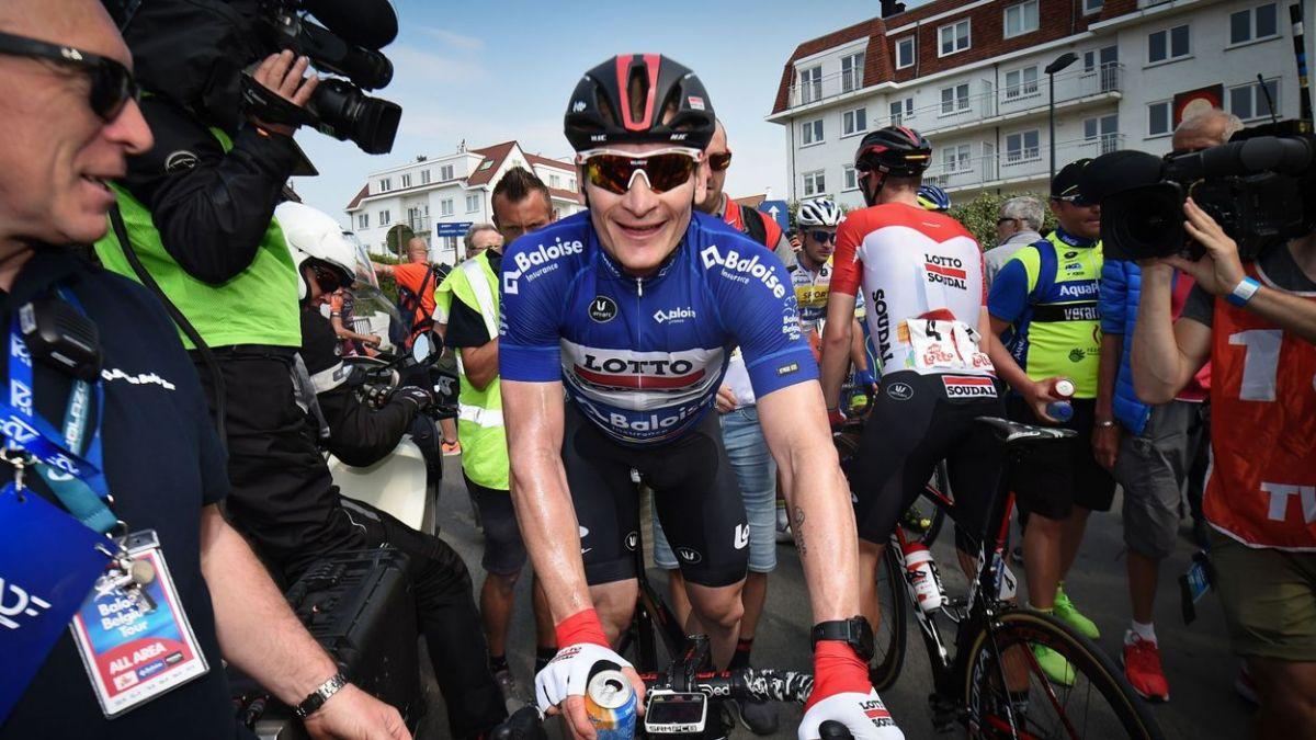 André Greipel Tour de Belgique