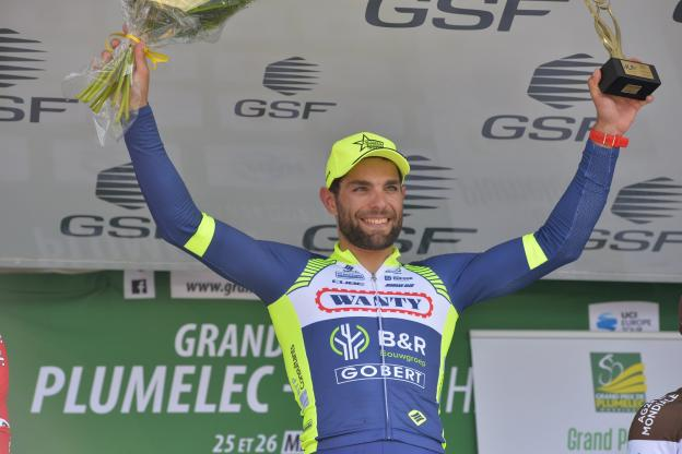 Le dernier sprint pour Perez — Tour de Luxembourg