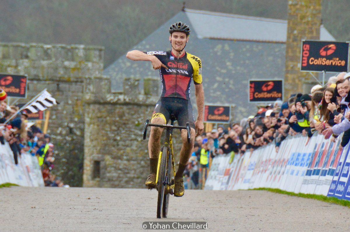 Antoine Benoist victorieux sur la finale de la CDF