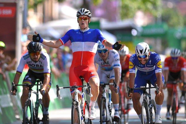 Démare en patron du sprint — Tour de Suisse
