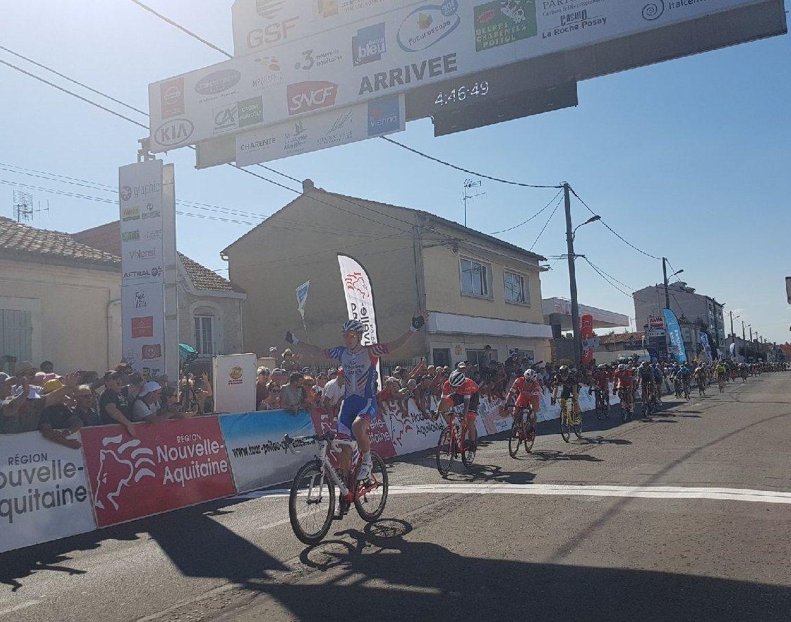Arnaud Démare Tour Poitou Charentes