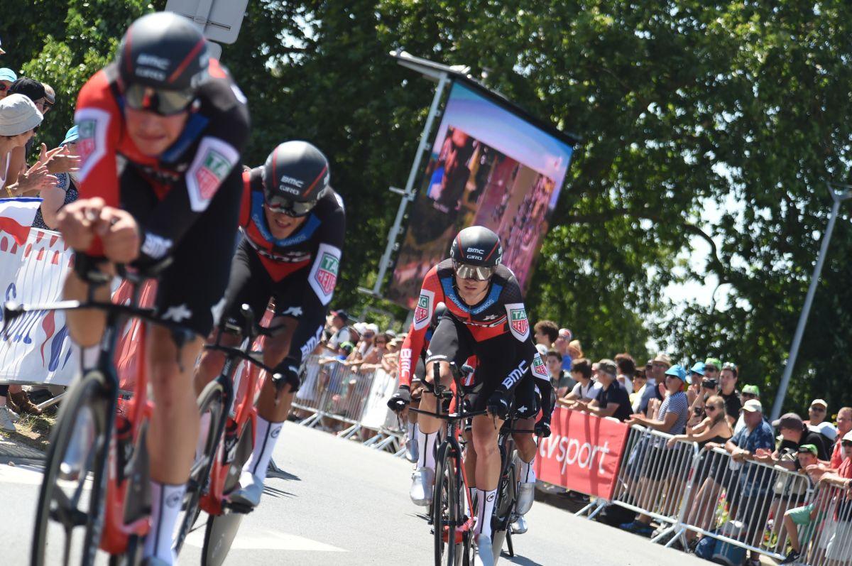 BMC CLM Tour de France