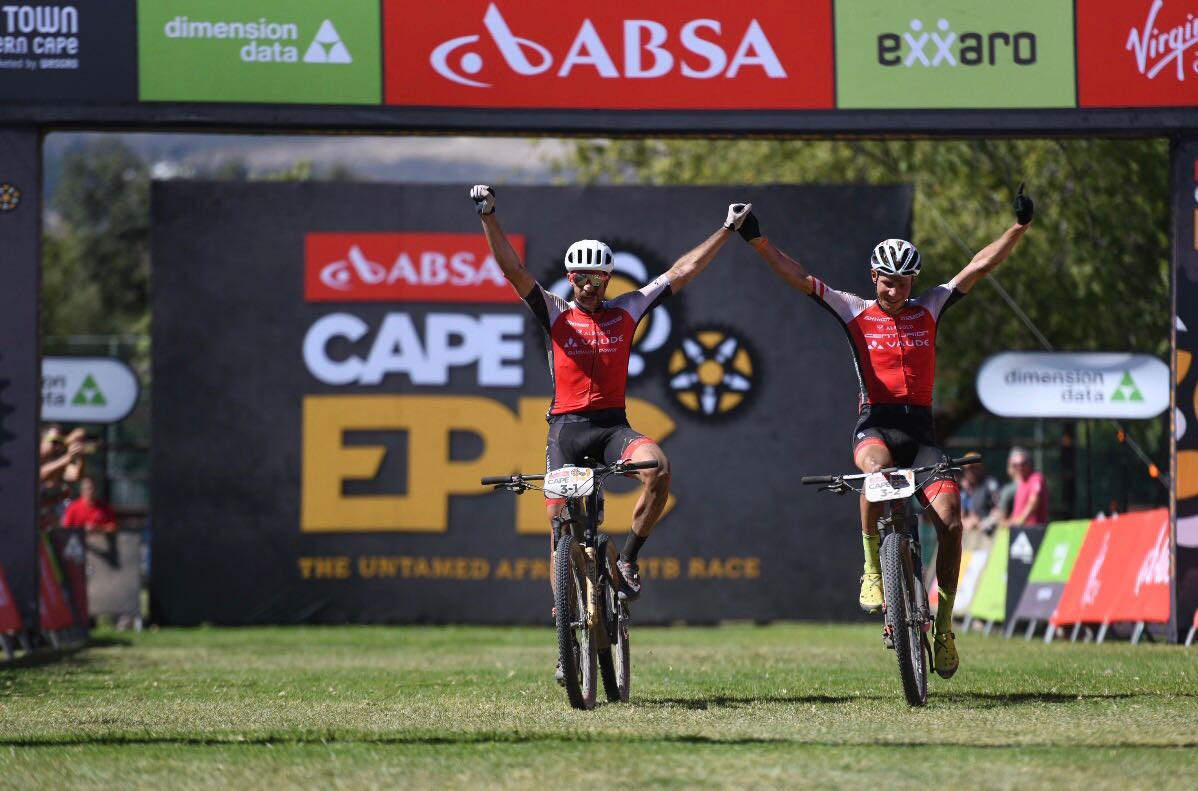 Cape Epic 2018 Stage 4 #4