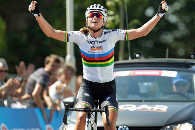 Chantal Blaak sur le championnat des Pays-Bas 2018