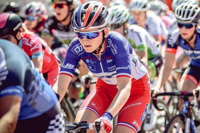 Charlotte Bravard sur le Challenge Madrid 2017