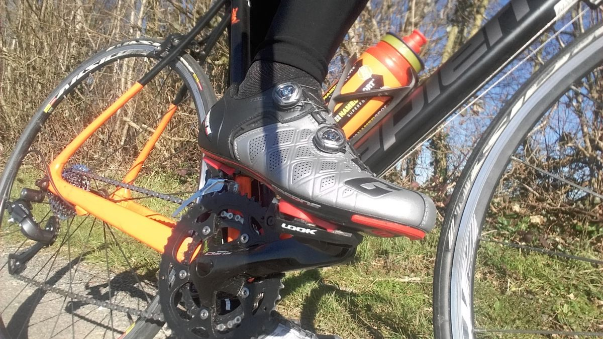 Chaussures Gstilo+ Gaerne vélo