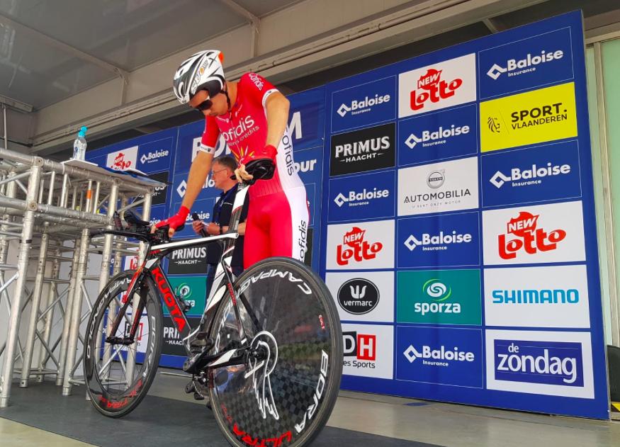 Christophe Laporte Tour de Belgique