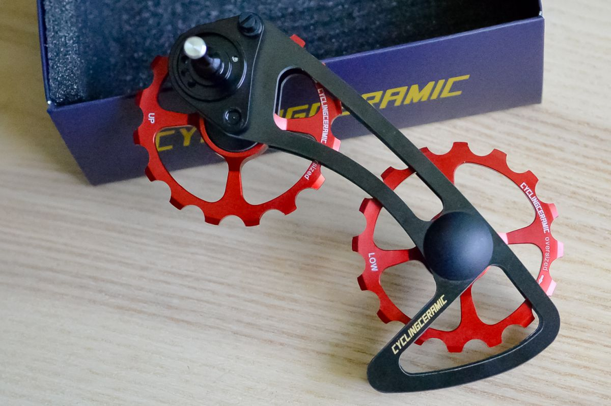 CyclingCeramic Chape SRAM ETAP