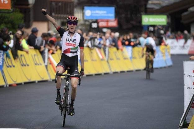Geraint Thomas vainqueur, Bob Jungels chute — Critérium du Dauphiné