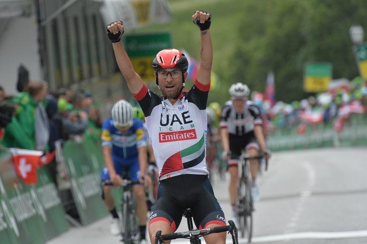 Diego Ulissi - Tour de Suisse