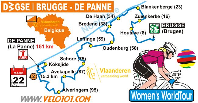 Driedaagse Brugge-De Panne 2018