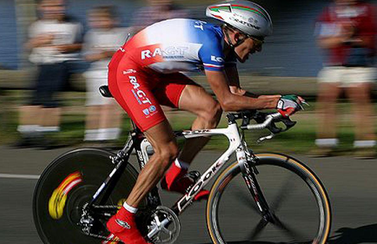 Eddy Seigneur, champion de France du contre-la-montre