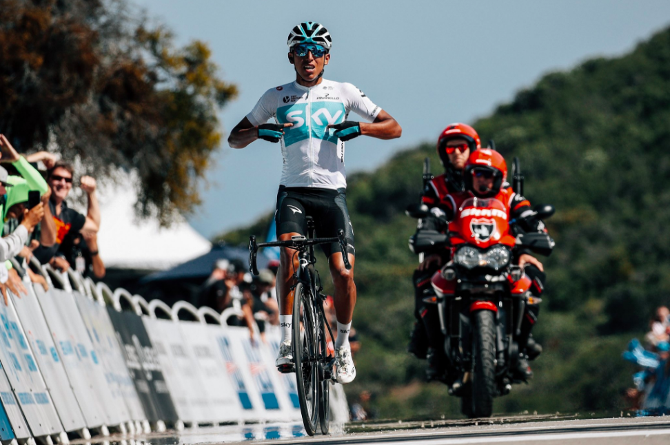 Egan Bernal Tour de Californie