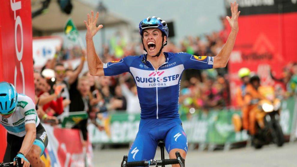 Tour d'Espagne: un premier grand titre pour Simon Yates | Tales Azzoni | Cyclisme
