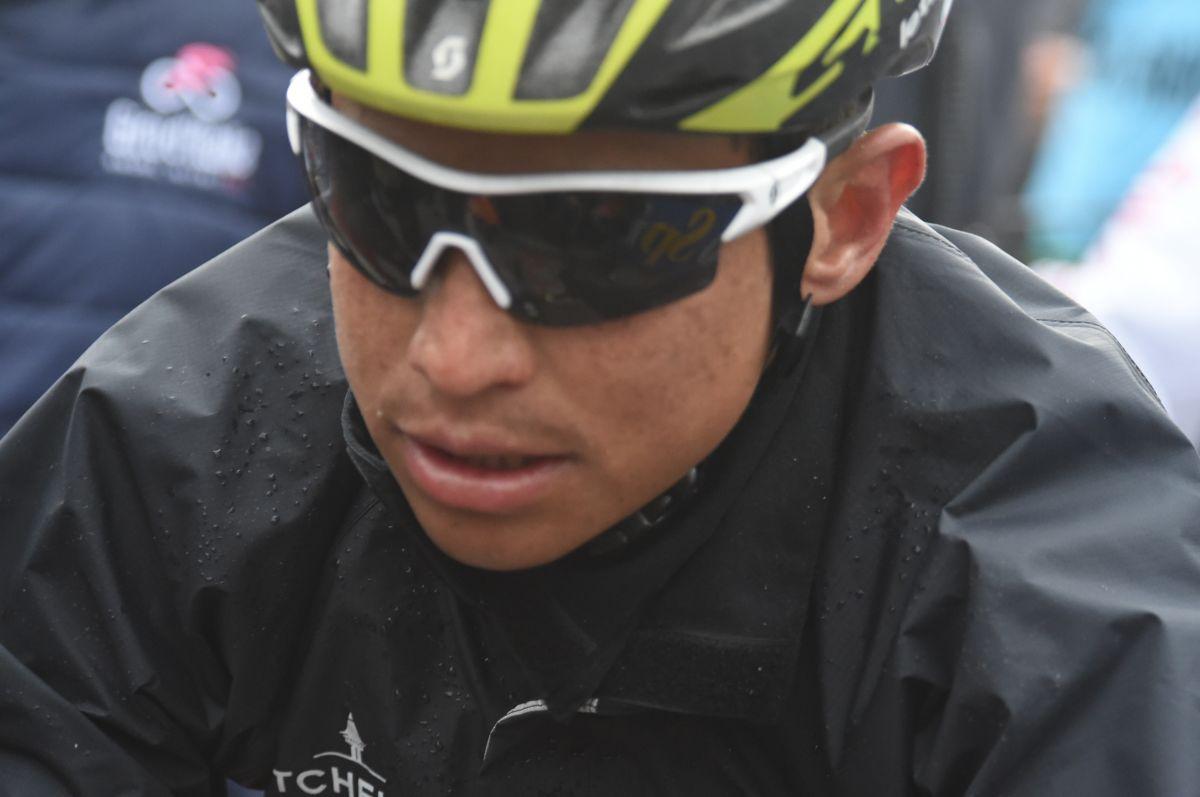 Esteban Chaves Giro