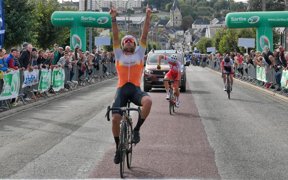 Fabio Do Rego vainqueur du Paris-Conneré