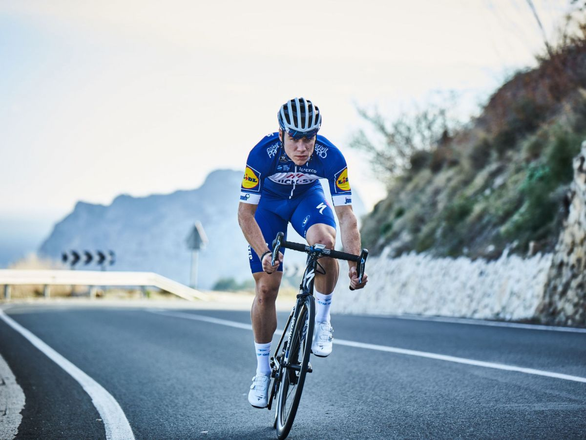 Fabio Jakobsen QUick Step Floors