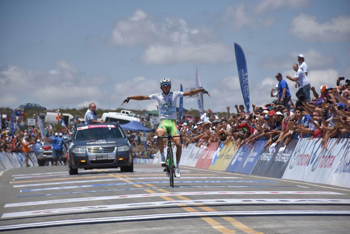 Gonzalo Najar Alto Colorado Tour San Juan