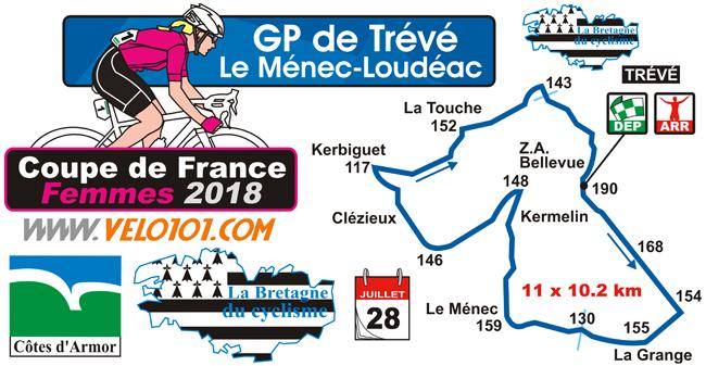 GP de Trévé-Le Menec-Loudéac 2018