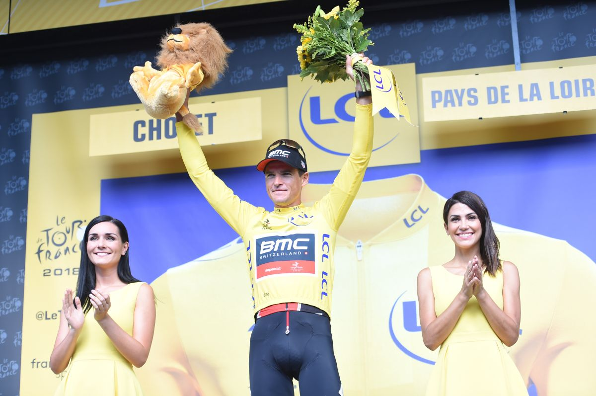 Greg Van Avermaet Tour de France