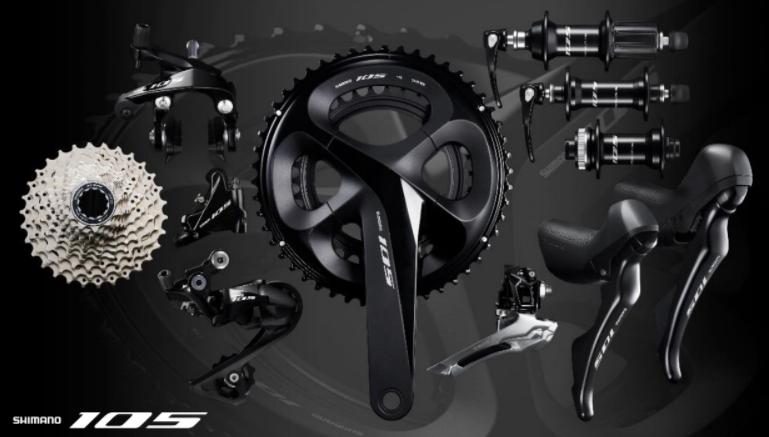 Groupe Shimano 105 R7000