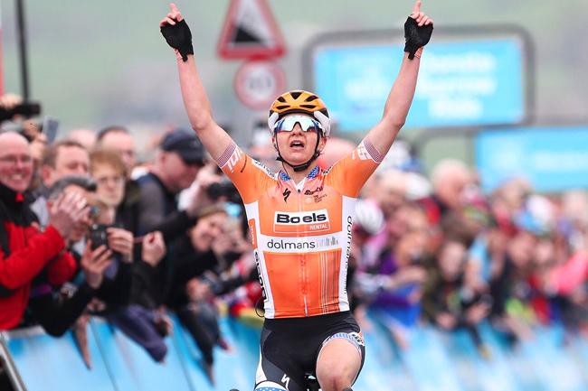 Guarnier s'impose sur le Tour de Yorkshire 2018