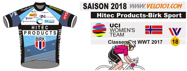 Hitec Products-Birk Sport 2018