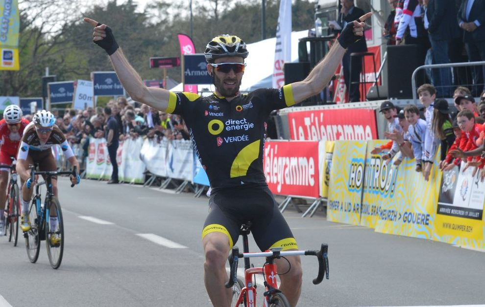 Jonathan Hivert Tour du Finistère