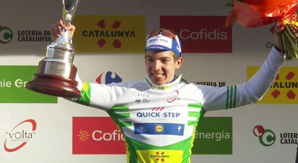 Tour de Catalogne: Hodeg le plus rapide