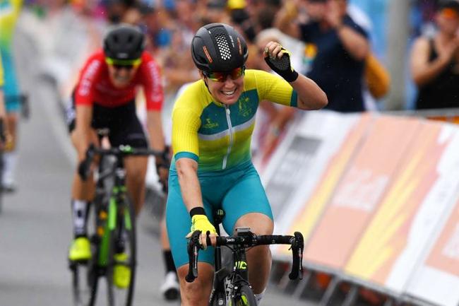 Hosking gagne les Jeux du Commonwealth 2018