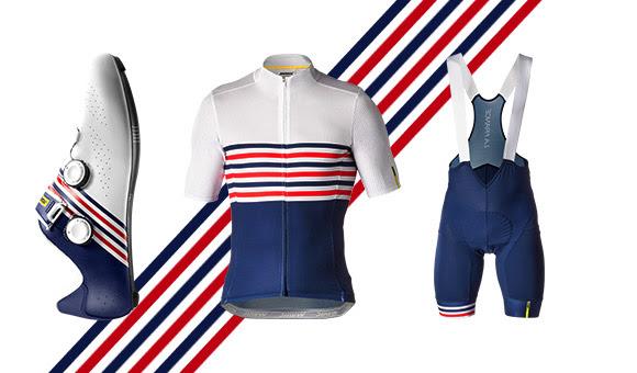 Kit France Mavic