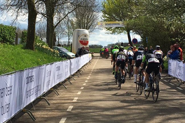 L'échappée de l'Amstel Gold Race Ladies 2018