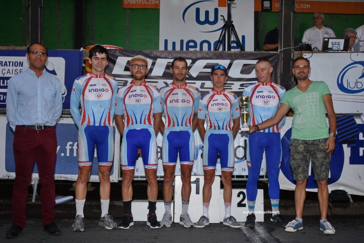 Le CG Orélans Loiret vainqueur de la Coupe de France DN3